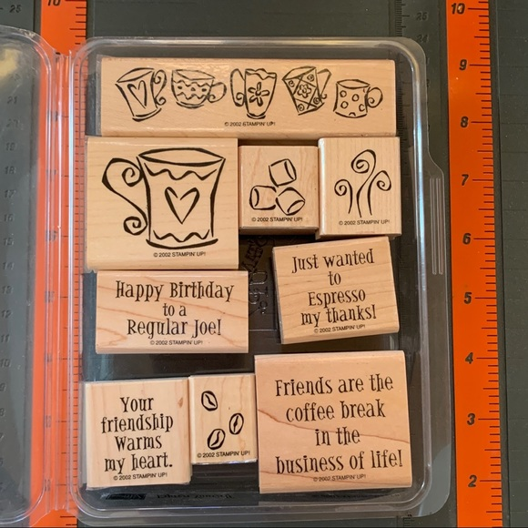 Stampin' Up! ESPRESS YOURSELF